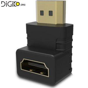 تبدیل نری به مادگی HDMI (با زاویه ۹۰ درجه)