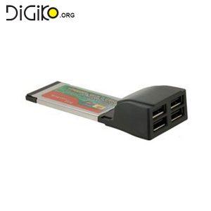 تبدیل PCMCIA EXPRESS به USB 2