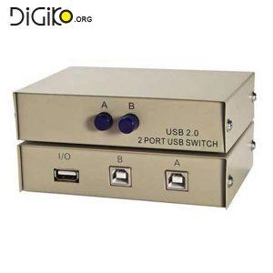 دیتا سوئیچ ۲ پورت USB دستی (مخصوص پرینتر)