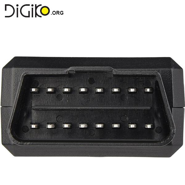 دستگاه دیاگ خودرو OBDII ELM 327 ) USB)