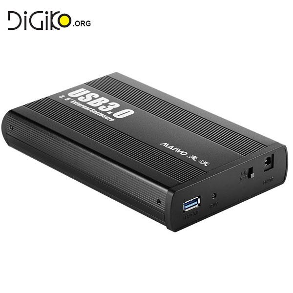 باکس هارد ساتا 3.5 اینچی USB3.0