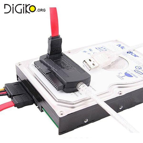 تبدیل SATA & IDE به USB