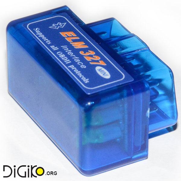 رابط و اسکنر OBD II / OBD2 مینی بلوتوث قابل اتصال به گوشی های اندروید