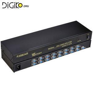 اسپلیتر ۱به 16 پورت (VGA 350 MHZ)