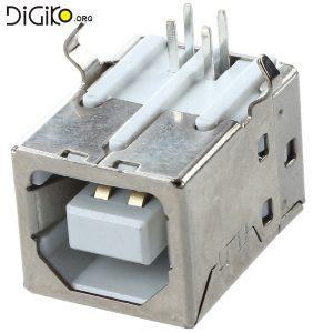 سوکت تعمیری USB مربع مخصوص پرینتر