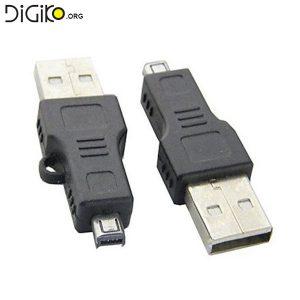 تبدیل Mini USB دو شیار به USB
