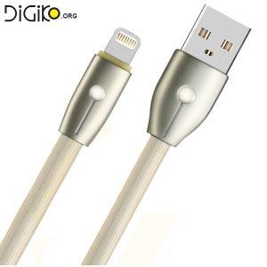 کابل شارژ اپل (لایتنینگ مخصوص iphon 5.6.7.8) مارک REMAX KNIGHT RC-043I