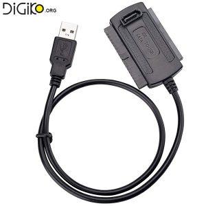 تبدیل USB به SATA و IDE بدون ادابتور
