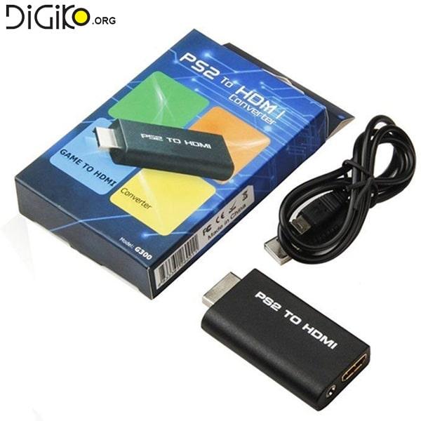 تبدیل پلی استیشن 2 به HDMI