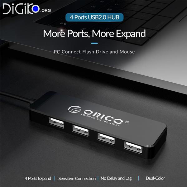 هاب USB2.0 اوریکو مدل FL01