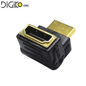 برل HDMI با زاویه 90 درجه مارک فرانت