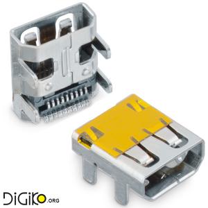 سوکت تعمیری میکرو HDMI ماده