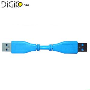 کابل لینک USB3.0 هارد اکسترنال 10 سانتی متر