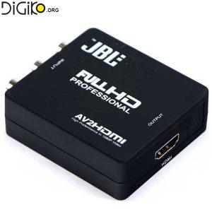 تبدیل AV به HDMI دایهارد