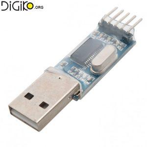 مبدل USB به سریال TTL دارای چیپ PL2303