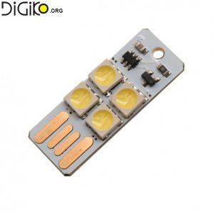 ماژول چراغ LED تاچ USB مهتابی