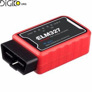 دستگاه دیاگ خودرو وایرلس OBDII ELM327 WIFI