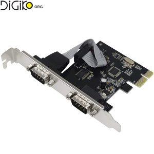 کارت تبدیل PCIE به RS232